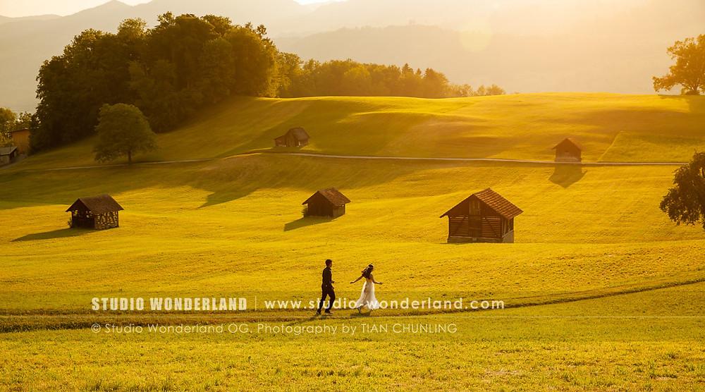 Pre-Wedding Photography Switzerland