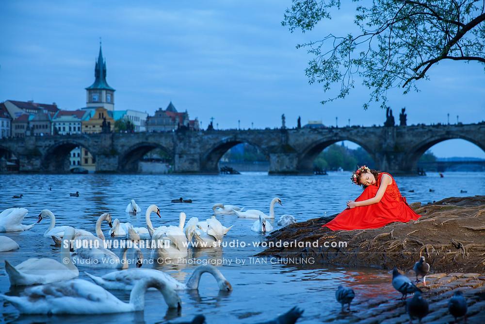 Pre-Wedding Photography Prague