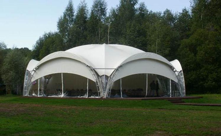 Арочный шатер , производство шатров , шатер на дачу , купить шатер .