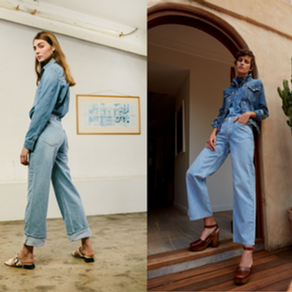 Outland Denim Launches 'Amy Former', The Most Sustainable Vintage Wash Denim On The Market