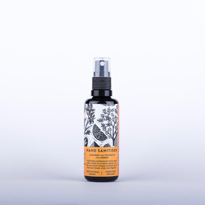 Haoma launches into Planet Organic & re-stocks its sell-out all natural Hand Sanitiser