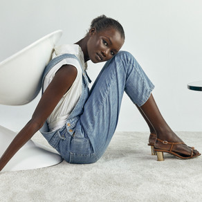 Ethical & Humanitarian Brand OUTLAND DENIM Releases Capsule Collection Inspired By The 'New Normal'.