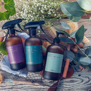 Colt & Willow, the new sustainable  brand transforming the home cleaning experience