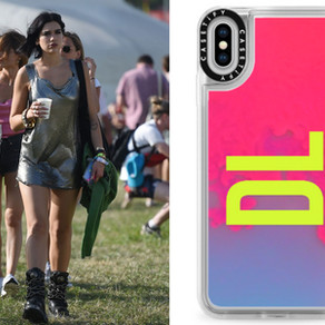 Exact Match Celebrity Style with CASETiFY personalised cases