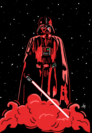 Rouge one - Vader