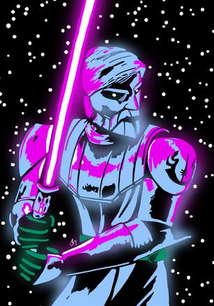 Cloe Wars Obi Wan