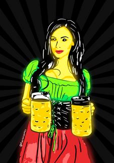 Isabelle - The Bartender