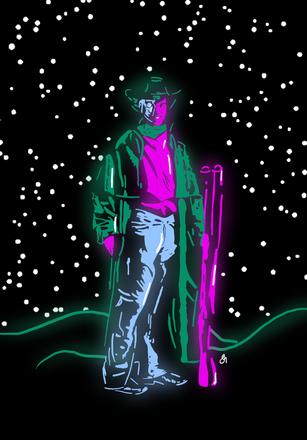 Cyborg - Cowboy