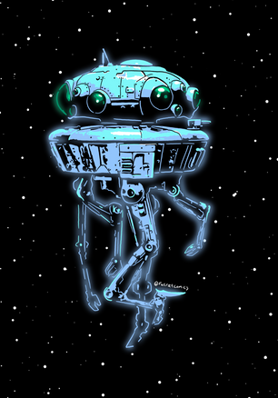 Imperial Droid