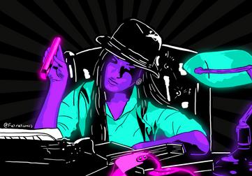 Detective Roxy Tucker