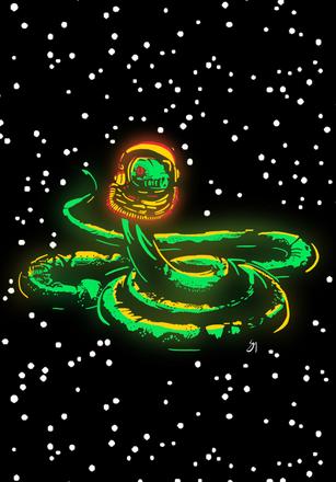 Snake - Tronaut