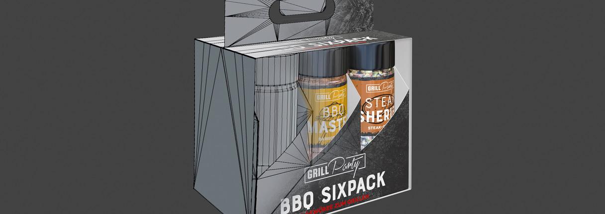 Rendering - Seasoning Box