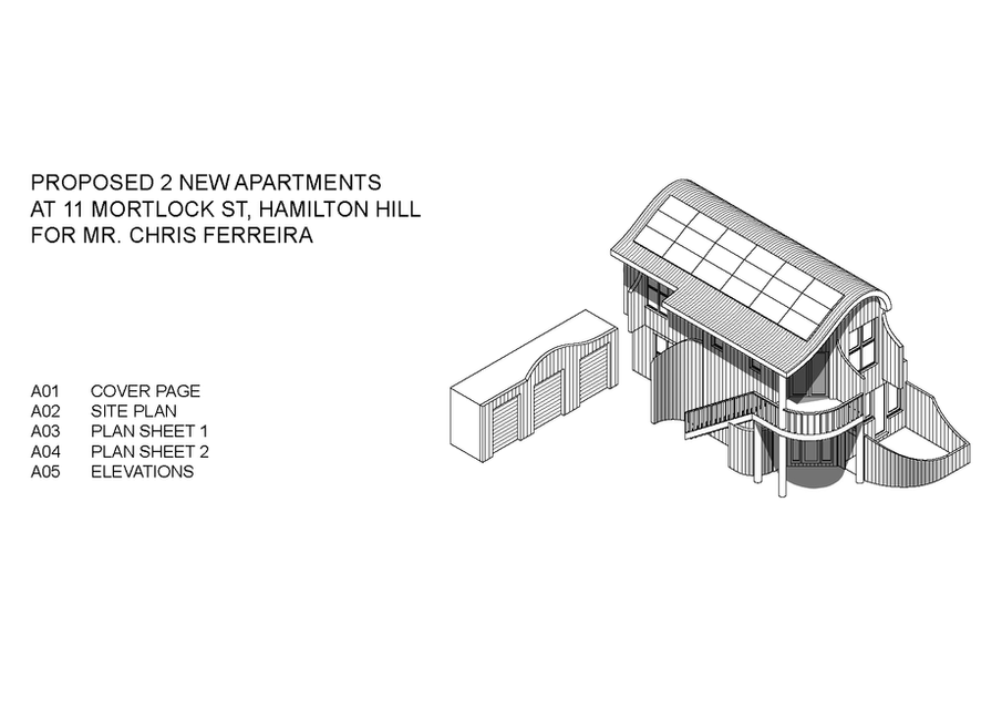 Ferreira Residence DA Drawing Set_202005