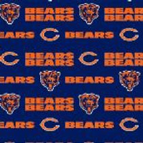 Fabric Traditions NFL Chicago Bears