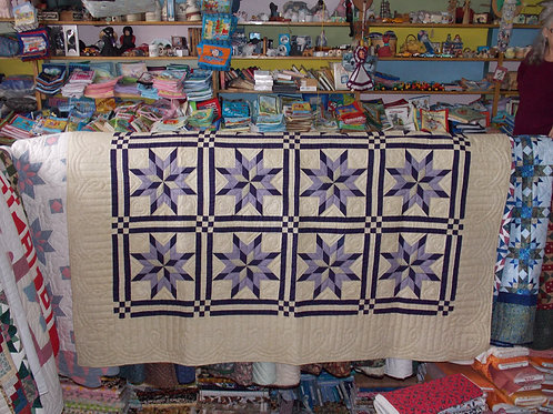 Colonial Star Quilt
