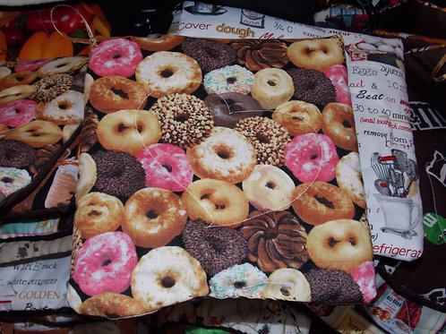 Donut pot holders
