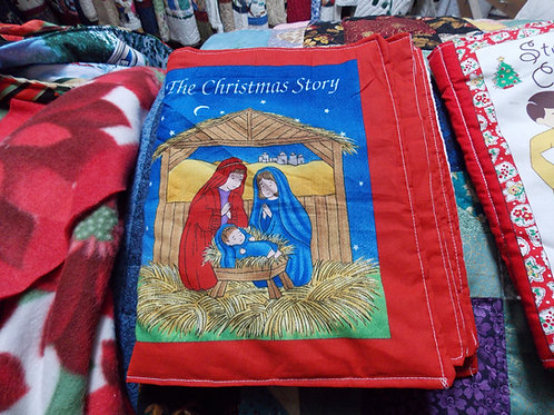 The Christmas Story children's story book