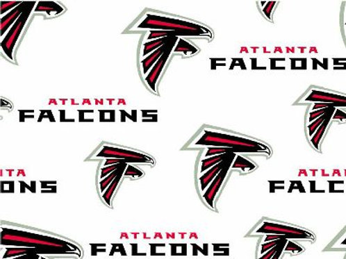 Atlanta Falcons cotton fabric