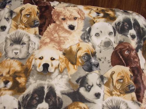 Puppy Dogs Fleece