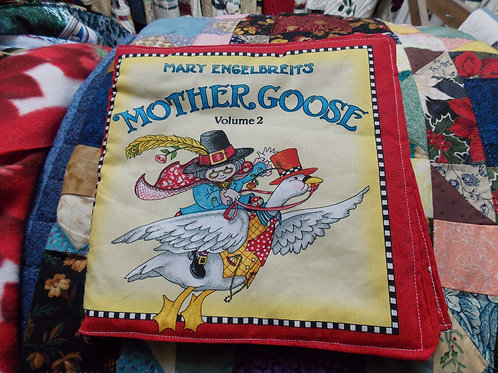 Mother Goose Volume 2 childrens story book