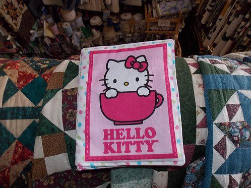 Hello Kitty childrens fabric story book