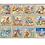 Thumbnail: Alphabet Soup childresn'ssoft story book fabric