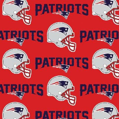 NFL New England Patriots sports fabric