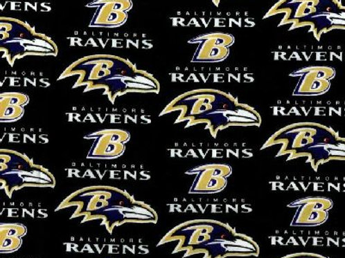 Baltimore Ravens cotton fabric