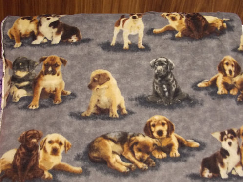 Puppy Pals Fleece