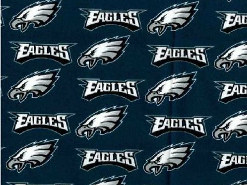 Philadelphia Eagles cotton fabric