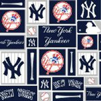 Fabric Traditions New York Yankees