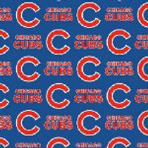 Fabric Traditions Chicago Cubs