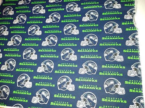 Seattle Seahawks NFL cotton fabric