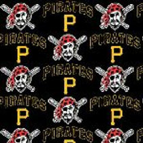 Fabric Traditions Pittsburgh Pirates