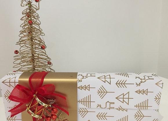 Optional Christmas Gift Wrapping