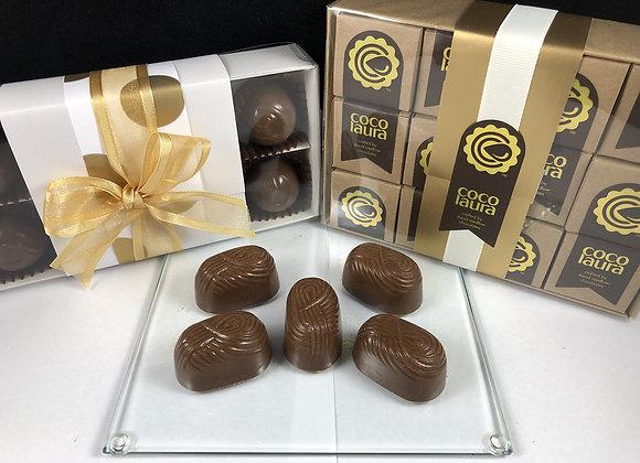 Chocolate Liqueurs - Milk Cointreau 200gm (Gift Pack x12)