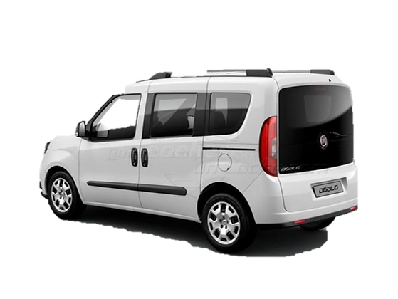 Fiat Doblo - 4 ó 5 días