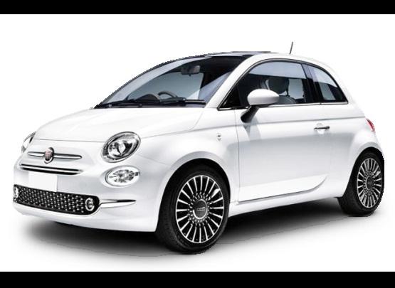 Fiat 500 - 6 ó 7días