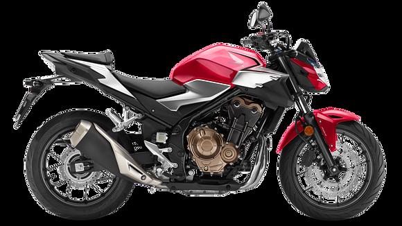 Honda cbf 500 - 6 días