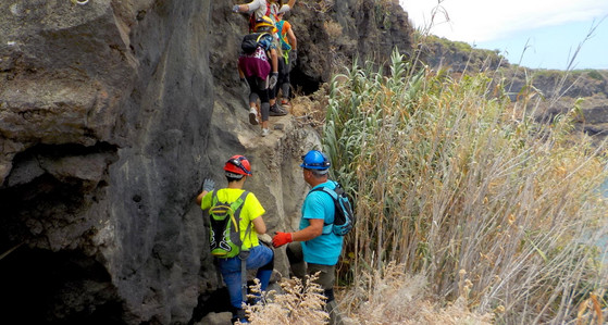 Cueva de lava