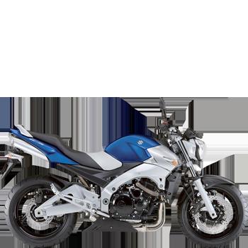 Suzuki GSR 600 - 2 días