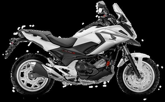 Honda NC X 750 - 3 días