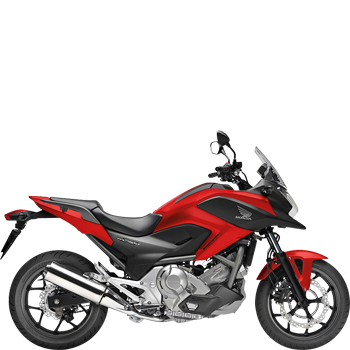 Honda NC 700 - 3 días