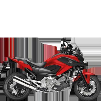 Honda NC 700 - 1 día