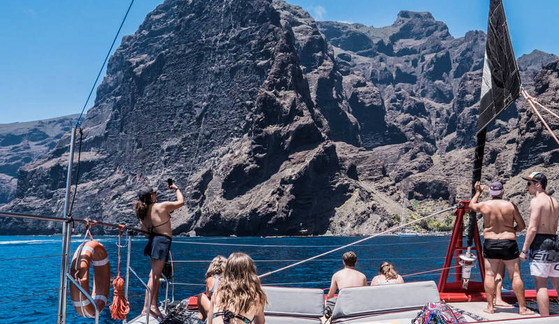 Excursión en barco