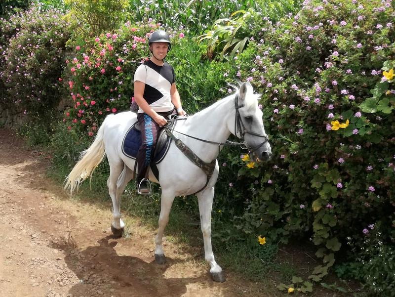 Ruta en caballo