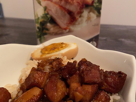 Sweet Soy Braised Pork Belly
