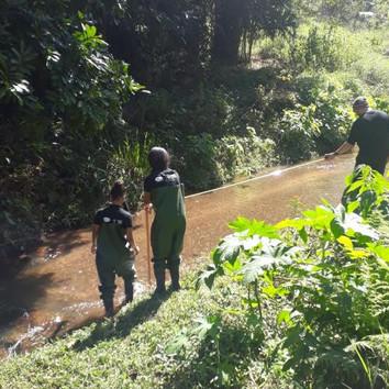 Uso Inadequado do solo ainda ameaça vazão do ribeirão Ipanema