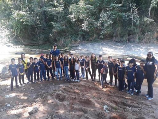 Trabalho de educação ambiental será tema de publicação internacional