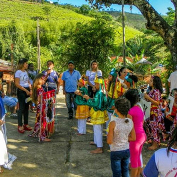 Projeto e escola do Ipaneminha promovem celebração do Dia da Árvore